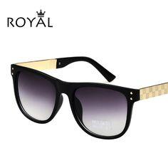 Top Flat Sunglasses Women Retro Sun glasses ss352 | Lazada Malaysia