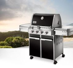 weber summit series gas grill 39 s built in led tank scale. Black Bedroom Furniture Sets. Home Design Ideas