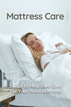 If you've recently bought yourself a mattress, you'll need to practise some proper mattress care to make sure it lasts for as long as possible. Big And Beautiful, Beautiful Pictures, Ways To Sleep, Mattress, Science, Tips, Control Panel, Sheep, Blog