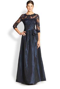 Teri Jon   Mother of the Bride Dress