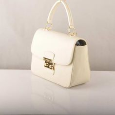 ca5f432695 AAA 7429  Miu Miu Mini Shoulder  Bags White Cow Leather 7429 Sale 8014