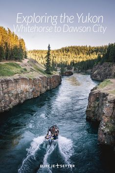 One of the world's most wild and rugged places, the Yukon should be on any adventurers bucketlist. On this trip, we drive from Whitehorse to Dawson City Places To Travel, Places To See, Travel Destinations, Visit Canada, Visit Usa, Canada Travel, Wanderlust Travel, Adventure Travel, Viajes