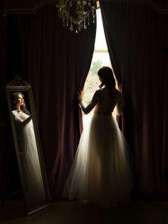 """Bridal Portrait"" by Dalbir Virdee -  #fstoppers #Weddings #Bride #Wedding…"
