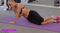 Le az integetőhájjal! Íme, a 4 leghatásosabb zsírgyilkos gyakorlat! Bikinis, Swimwear, Exercise, Diet, Sports, Muscle Building, Bathing Suits, Ejercicio, Hs Sports