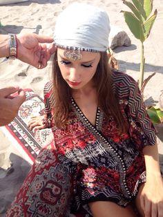 Backstage Marocco