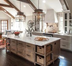 Joanna Gaines!!! My dream kitchen