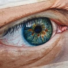 manimiamy - 0 results for art Realistic Eye Drawing, Realistic Paintings, Paintings Of Eyes, Eyes Artwork, Watercolor Eyes, Watercolor Portraits, Watercolor Portrait Tutorial, Watercolor Paintings, Art Drawings Sketches Simple