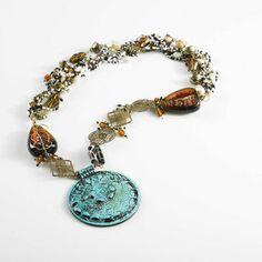 Bead Landing Moroccan Safari Tribal Necklace