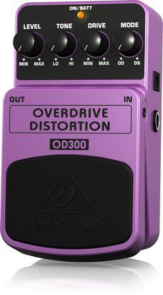 Behringer OD300 - Overdrive
