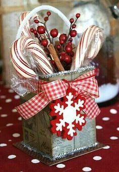 <3  Christmas ~ fun for hostess gift!