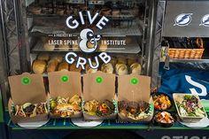 Give & Grub | Food Truck | Tampa Bay