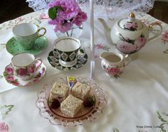 Anne of Green Gables Tea Party