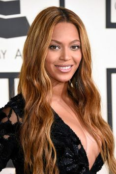 Most Memorable Beauty Moments at the Grammys - Beyonce, 2015 from #InStyle