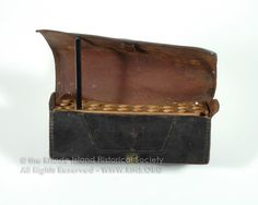 Stephen Olney's cartridge case.