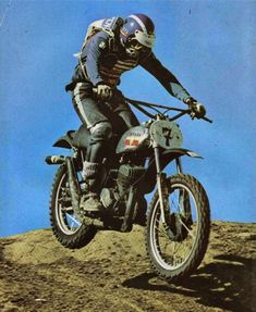 Mx Racing, Old Scool, Motocross Riders, Vintage Motocross, Dirtbikes, Vintage Bikes, The Good Old Days, Cars And Motorcycles, Motorbikes