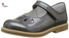 Start Rite Tamara, Ballerines Filles, Gris (Grey), 26 EU - Chaussures start rite (*Partner-Link)