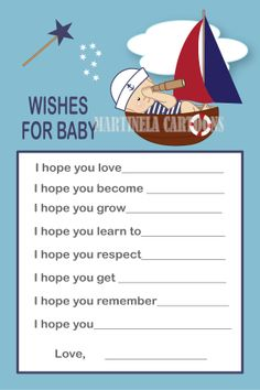 Nautical baby shower, cute little sailor, baby shower games nautical baby wishes.