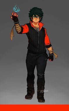 Erraday - original character Eidren