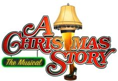 """Marian theatre Presents """"A Christmas Story, the musical"""" - PanoramaNOW Entertainment News Musical Saw, Live Television, A Christmas Story, Christmas Decor, Broadway, Arts Theatre, Pc Notebook, Mice Mouse, Christmas Decorations"""