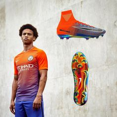 Oh my gosh! Those cleats are...goalsand btw sané is super amazing❤