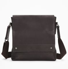 Colombian Leather Day Bag - Kenneth Cole