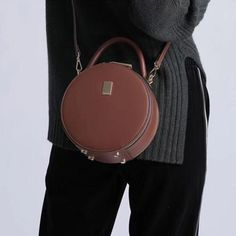 AnnieJewel is the amazing place to discover the high quality leather bags and unique jewelry at great prices. Leather Circle Bags, Leather Handbags, Leather Totes, Leather Backpacks and Clutch/Wallets/Purses. Crossbody Shoulder Bag, Leather Shoulder Bag, Leather Crossbody Bag, Leather Purses, Circle Purse, T Bag, Prada, Gucci, Round Bag