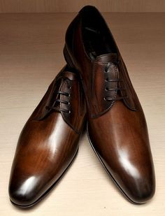 I have these shoes, and I 100% suggest them to any well-dressed man!!! They practically go with anything (except for the obvious black)! MUST HAVE!!!