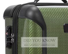 DID YOU KNOW:  Compared to typical hardside cases whose unprotected corners are vulnerable to damage, our patent-pending Durafold construction method folds and reinforces the corners with heavy duty stitching and impact-resistant caps which provides superior corner strength and impact resistance for long lasting use.