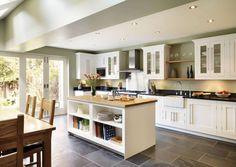 Cozinhas Clássico por Harvey Jones Kitchens - homify / Harvey Jones Kitchens