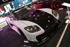 Tokyo Auto Salon2014|VeilSide Co.,Ltd./ヴェイルサイド