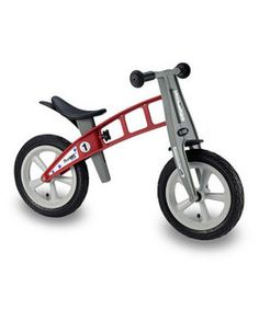 The award winning FirstBike balance bike has raised the bar for all balance bikes, push bikes, and training bikes. Like others, the FirstBikes help develop balance and motor skills. What sets them apart from other training bikes is their composition, qual Tricycle, Push Bikes, Cool Mom Picks, Balance Bike, Bike Reviews, Bike Seat, Kids Bike, Gross Motor Skills, Project Nursery
