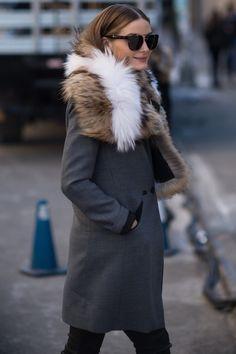 Olivia Palermo, NYFW 2015