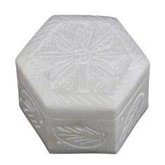 Amazon.com: Marble Stoneware Carved Stone Box with Lid Handcrafted by Artisan, Set of 2: Home & Kitchen