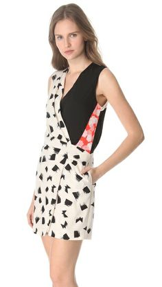 Diane von Furstenberg - Jaime Printed Dress