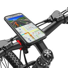 Bicycle/Motorcycle Handlebar iPhone Holder - Mount Kit For iXsMax
