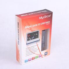MyGica T230 USB DVB-T2 TV Stick Digitale Terrestre Ibrido per PC Windows Compatibile anche con windows 10  Descrizione: MyGica T230 USB DVB-T2 TV Stick è un Digitale Terrestre USB Ibrido ( DVB...