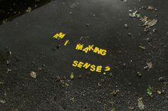 Humorous Street Signs and Other Contextual Street Art Interventions by Michael Pederson Graffiti Tumblr, Shizuka Joestar, Matthew Clavane, Udk Berlin, Hair Men Style, Art Intervention, Jandy Nelson, Joyce Byers, Holistic Detective