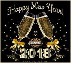 31 Best Harley Davidson Happy New Year images in 2020 ...