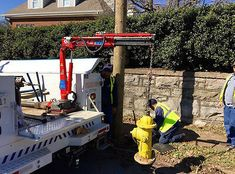 Maxilift M50 Ant Crane | eBay Truck Mounted Crane, Crane Lift, Jet Woodworking Tools, Ants, Outdoor Power Equipment, Conditioner, Garage Conversions, Electric, Workplace