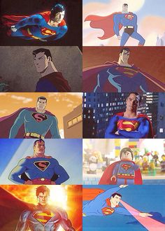 Superman in other media part 2.