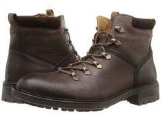 Sebago Soren Hiker (Brown/White Wax Leather) Men's Shoes