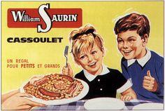 Cassoulet William Saurin