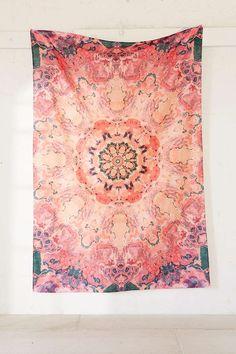 Jason Tudor Synergy Medallion Tapestry - Urban Outfitters