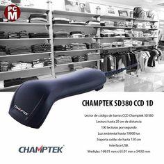 Promoción Lector Champtek SD380 en PCMira