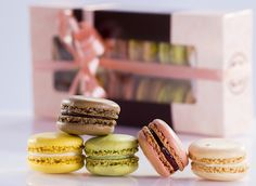 Beautifully Hand Crafted Macaroons from Patisserie Valerie | Chester | North West England