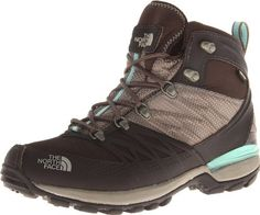 The North Face Iceflare Mid GTX Boots - Women's Coffee Brown/Sisley Blue 9.5 The North Face. $159.95