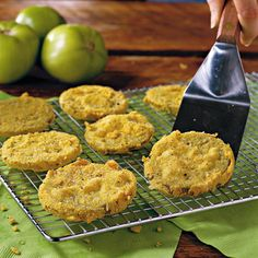 Fried Green Tomatoes | MyRecipes.com