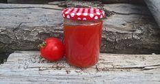 ... pro mě je to spíše takový polotovar na ♥rajskou polévku♥.   Ale hlavně je to  snadné na výrobu a dělá se to  skoro samo :-)   Recept:  ...