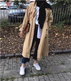 Fall hijab fashion looks – Just Trendy Girls