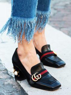 a4b672fd71b Neue Schuhe ohne Blasen und Druckstellen  So geht s mit dem Einlaufen. Gucci  Fashion